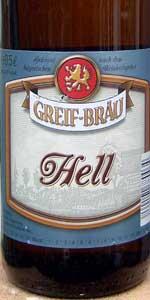 Greif-Bräu Hell
