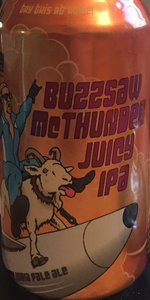 Buzzsaw McThunder Juicy IPA