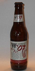 W'07 Pale Ale