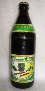 Hübner-Bräu Vollbier (Landbier)