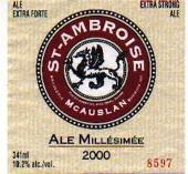 St-Ambroise Vintage Ale