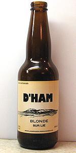 D'Ham Blonde