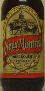 Vieux Montréal Rousse