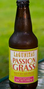 Lagunitas / Short's - Passion Grass West by Midwest Ale
