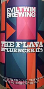 The Flava Influencer IPA