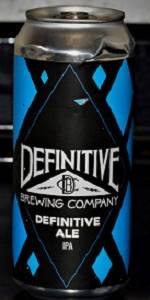 Definitive Ale