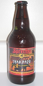 Shakparo (Fire-Brewed African Style-Ale)