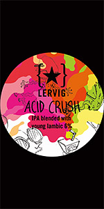 Lervig / Oud Beersel - Acid Crush
