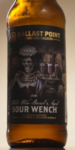 White Wine Barrel Aged Sour Wench