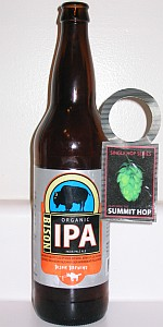Bison Organic IPA Single Hop Series - Summit Hop