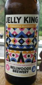 Jelly King - Pineapple And Blueberry