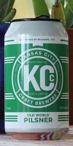Kansas City Old World Pilsner