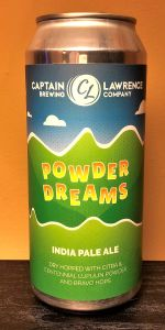 Powder Dreams - Citra, Centennial And Bravo