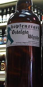 Ostalgia Blonde