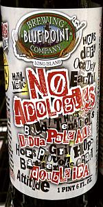 Blue Point No Apologies Imperial IPA