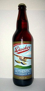 Dacker Authentic Adirondack Ale