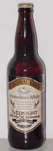 Snowshoes White Ale