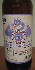 Dragon Series Periwinkle Double IPA