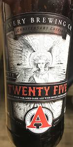 Anniversary Ale - Twenty Five