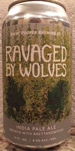 Ravaged by Wolves