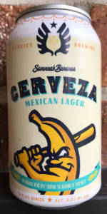 Savannah Bananas Cerveza