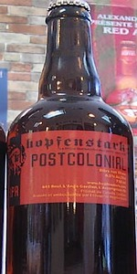 Postcolonial IPA