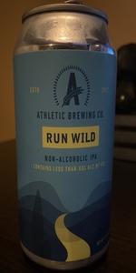 Run Wild IPA