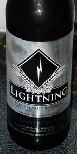 Black Lightning Porter