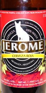 Cerveza Jerome Roja