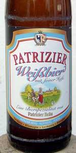 Patrizier Bräu  Weissbier
