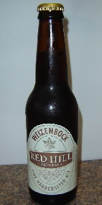 Red Hill Weizenbock