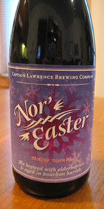 Nor' Easter Winter Warmer