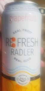 Refresh Radler - Grapefruit