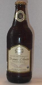 Henry Weinhard's Organic Amber Premium Ale