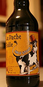 La Vache Folle - Milk Stout