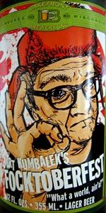 Art Kumbalek's Focktoberfest