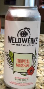 Tropical Milkshake
