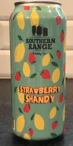 Strawberry Shandy