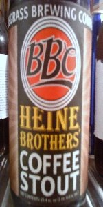 Heine Brothers Coffee Stout