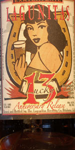 Lagunitas Lucky 13 Mondo Large Red Ale