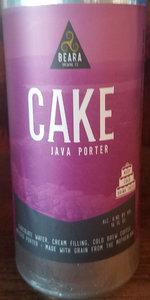 Cake Java Porter