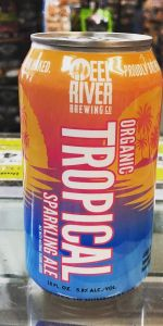 Organic Tropical Sparkling Ale