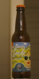 Oval Beach Blonde Ale