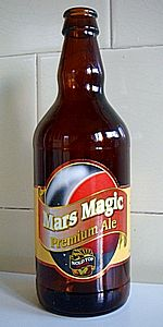 Mars Magic Premium Ale