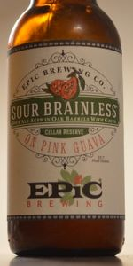 Sour Brainless On Pink Guava