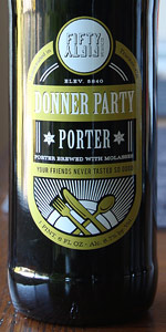 Donner Party Porter