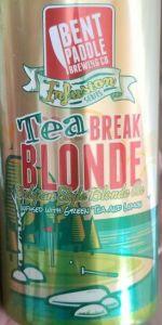 Tea Break Blonde