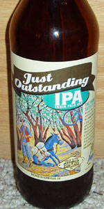 Just Outstanding IPA