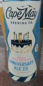 Anniversary Ale 7.0