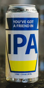You've Got a Friend In IPA